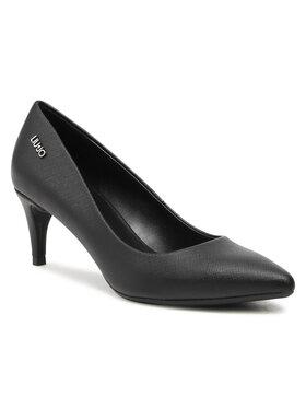 Liu Jo Liu Jo Pantofi Katia 1 SA1141 EX076 Negru