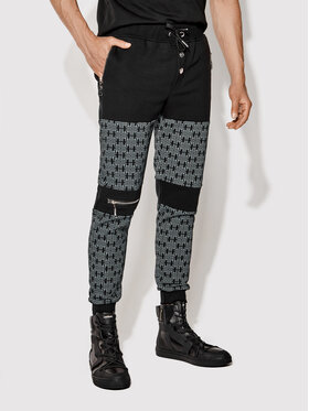 Rage Age Rage Age Teplákové kalhoty Saiph 1 Černá Slim Fit