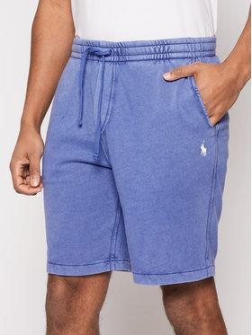 Polo Ralph Lauren Polo Ralph Lauren Pantaloni scurți sport Sho 710704271008 Bleumarin Regular Fit