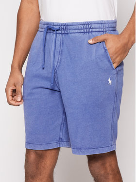 Polo Ralph Lauren Polo Ralph Lauren Sportiniai šortai Sho 710704271008 Tamsiai mėlyna Regular Fit
