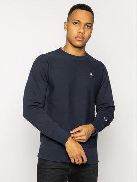 Champion Champion Sweatshirt Crewneck 214676 Bleu marine Custom Fit