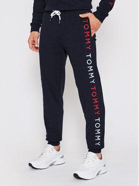 Tommy Hilfiger Tommy Hilfiger Pantalon jogging Track UM0UM02145 Bleu marine Regular Fit
