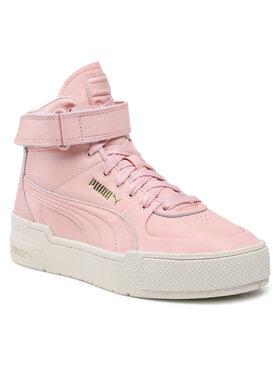 Puma Puma Sneakersy Cali Sport Top Warm Up Wn's 373436 02 Różowy