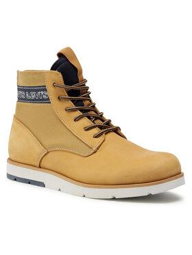 Levi's® Levi's® Šnurovacia obuv Jax Xlite 232221-1955-74 Žltá