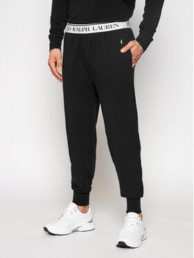 Polo Ralph Lauren Polo Ralph Lauren Pantaloni trening 714833978001 Negru Regular Fit