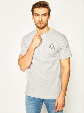 HUF HUF T-shirt Essentials Tt TS00509 Grigio Regular Fit