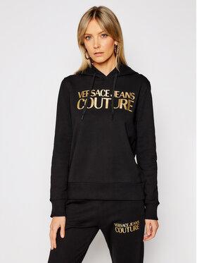 Versace Jeans Couture Versace Jeans Couture Mikina B6HWA7TP Černá Regular Fit