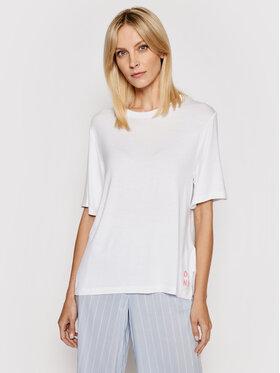 DKNY DKNY Maglietta del pigiama YI2422454 Bianco