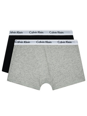 Calvin Klein Underwear Calvin Klein Underwear Σετ 2 ζευγάρια μποξεράκια 2Pk B70B700323 Μαύρο