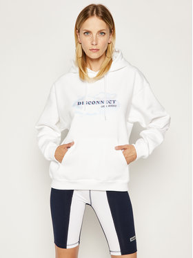 Local Heroes Local Heroes Суитшърт Future AW2021S0004 Бял Regular Fit