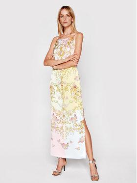 Versace Jeans Couture Versace Jeans Couture Sukienka wieczorowa D2HWA447 Kolorowy Regular Fit