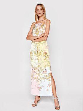 Versace Jeans Couture Versace Jeans Couture Večernja haljina D2HWA447 Šarena Regular Fit