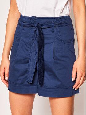 iBlues iBlues Pantaloncini di tessuto Luchino 71410202 Blu scuro Regular Fit