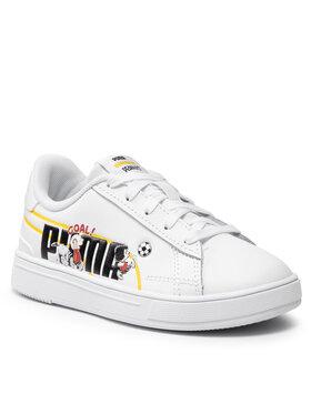 Puma Puma Sneakersy Peanuts Serve Pro Ps 380937 01 Bílá