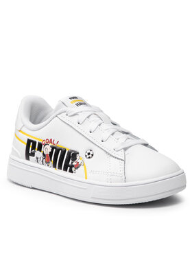 Puma Puma Sportcipő Peanuts Serve Pro Ps 380937 01 Fehér