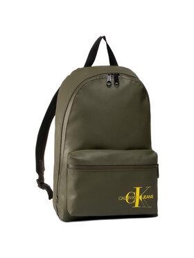 Calvin Klein Jeans Calvin Klein Jeans Раница Ckj Coated Cotton Campus Bp 45 K50K505552 Зелен