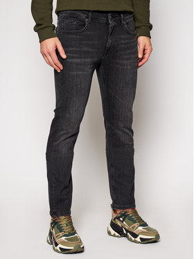 KARL LAGERFELD KARL LAGERFELD Regular Fit Jeans 5-Pocket 265840 502830 Schwarz Regular Fit