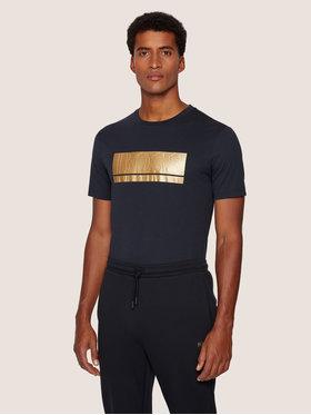 Boss Boss T-Shirt Teeonic 50435898 Granatowy Regular Fit