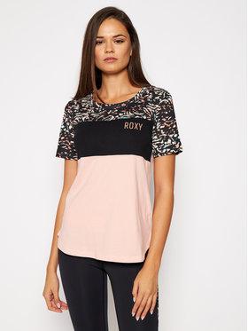 Roxy Roxy T-Shirt Maybe Not Today ERJZT05015 Bunt Regular Fit