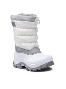 CMP CMP Μπότες Χιονιού Kids Hanki 2.0 30Q4704 Λευκό