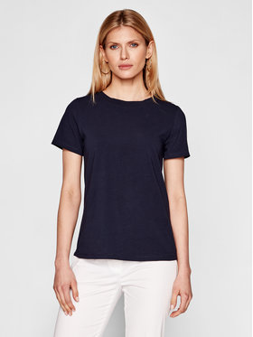 Weekend Max Mara Weekend Max Mara Tricou Multif 59710311 Bleumarin Regular Fit