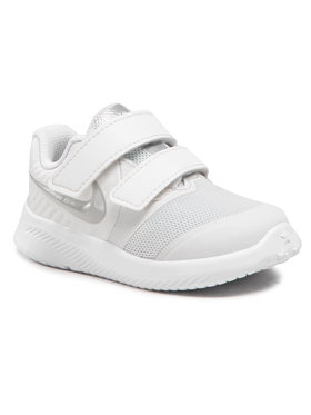 Nike Nike Buty Star Runner 2 (TDV) AT1803 014 Szary