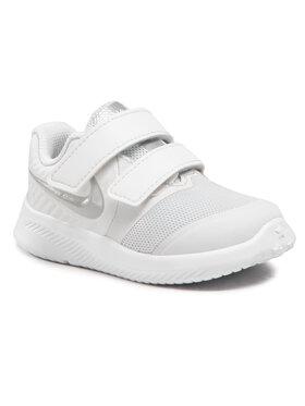 Nike Nike Topánky Star Runner 2 (TDV) AT1803 014 Sivá