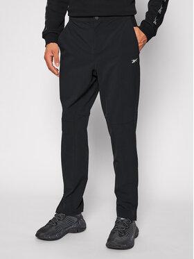 Reebok Reebok Spodnie dresowe United By Fitness GT3220 Czarny Athlete Fit