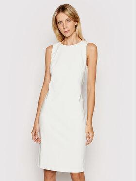 Lauren Ralph Lauren Lauren Ralph Lauren Kleid für den Alltag 250782764011 Weiß Regular Fit