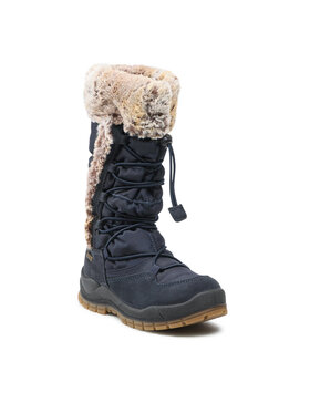 Primigi Primigi Śniegowce GORE-TEX 8396411 D Granatowy