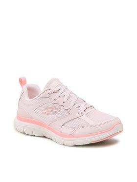 Skechers Skechers Pantofi Active Flow 149305/LTPK Roz