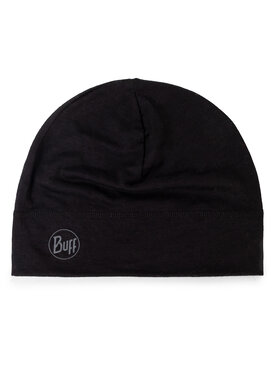 Buff Buff Bonnet Lightweight Mering Wool Hat 113013.999.10.00 Noir