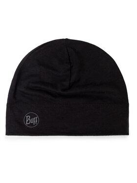 Buff Buff Σκούφος Lightweight Mering Wool Hat 113013.999.10.00 Μαύρο
