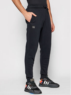 Under Armour Under Armour Долнище анцуг Ua Rival Fleece 1357128 Черен Loose Fit