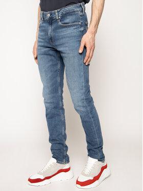 Calvin Klein Jeans Calvin Klein Jeans Jeansy Slim Fit J30J314616 Modrá Slim Taper Fit