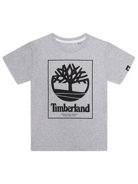Timberland Timberland T-Shirt T45815 Grau Regular Fit