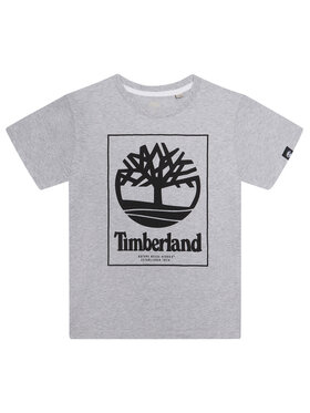 Timberland Timberland T-Shirt T45815 Šedá Regular Fit