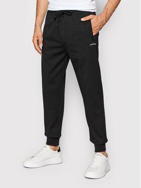 Calvin Klein Jeans Calvin Klein Jeans Jogginghose J30J318594 Schwarz Regular Fit