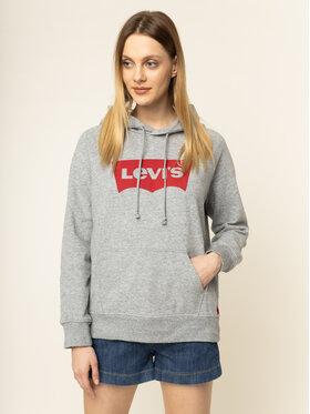 Levi's® Levi's® Mikina Graphic Sport 35946-0003 Šedá Regular Fit
