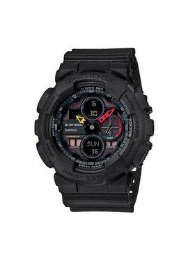 G-Shock G-Shock Ρολόι GA-140BMC-1AER Μαύρο