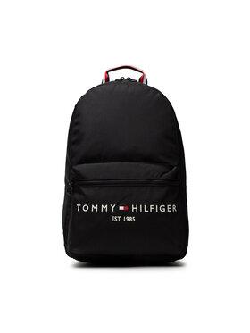 Tommy Hilfiger Tommy Hilfiger Hátizsák Th Established Backpack AM0AM08018 Fekete