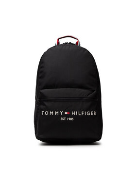 Tommy Hilfiger Tommy Hilfiger Rucksack Th Established Backpack AM0AM08018 Schwarz