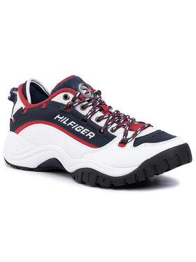 Tommy Jeans Tommy Jeans Laisvalaikio batai Heritage Sneaker EM0EM00374 Spalvota