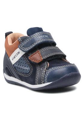 Geox Geox Sneakersy B Eacg B. B B160BB 0CL22 C4220 Granatowy