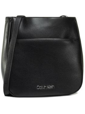 Calvin Klein Calvin Klein Sac à main Ck Chain Bucket K60K606685 Noir