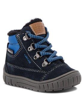 Geox Geox Auliniai batai B Omar B. Wpf A B842DA 022FU C4226 M Tamsiai mėlyna
