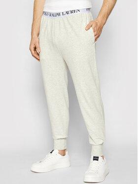 Polo Ralph Lauren Polo Ralph Lauren Pantaloni trening Spring 714833978002 Gri Regular Fit