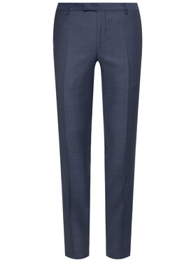 Joop! Joop! Pantaloni de costum 17 JT-02Blayr 30020473 Bleumarin Slim Fit