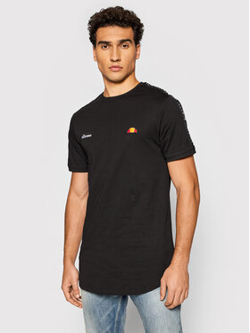 Ellesse Ellesse T-Shirt Fede SHC05907 Černá Regular Fit