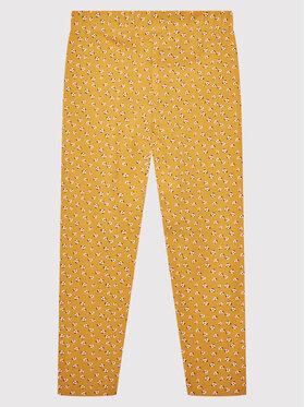 Coccodrillo Coccodrillo Legíny ZC1122103BEU Žlutá Slim Fit
